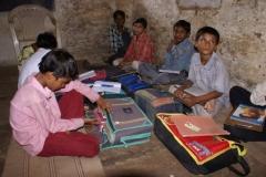 Children Kashi Mandir|Kinderen Kashi Mandir