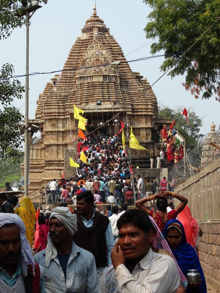 Jaarmarkt (Mela) en Shiva festival - yearmarket (Mela) and Shiva festival (2)