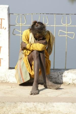 Arm, geen huis, geen werk, geen geld