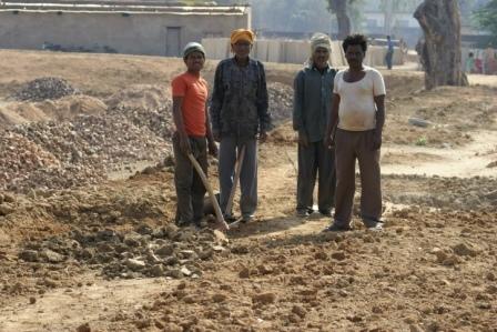 Dalit arbeiders