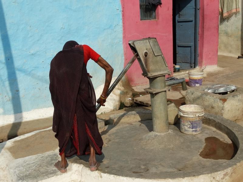 droogte-niet elke waterput levert nog water