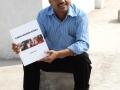 Het Kashi Mandir Story boek is de trots van mr Prabhat