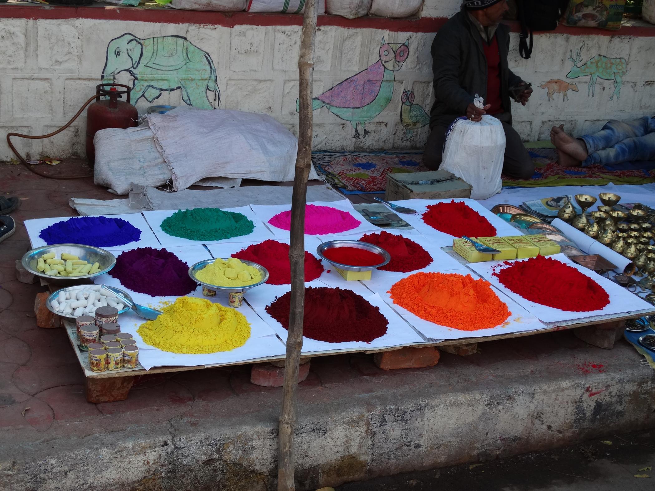 Tijdens Shiva-festival is de jaarlijkse mela