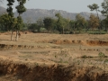 De droogte is een groot probleem - 60% van het land ligt braak, de bevolking verarmt