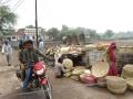 Tijdens Shiva-festival is de jaarlijkse mela (jaarmarkt (1)