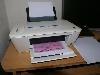 Stichting Kashi Mandir doneerde een nieuwe printer voor de school